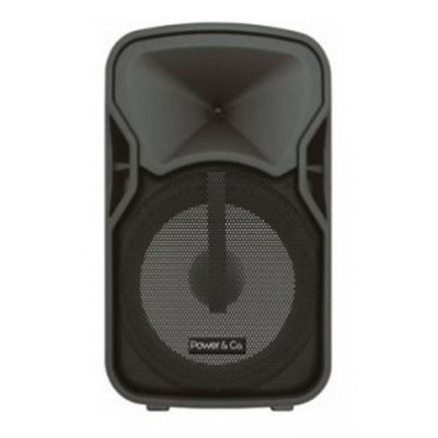 BOCINA AMPLIFICADA SEMI PROFESIONAL 15 POWER CO XPL-15000-BK 15W NEGRO