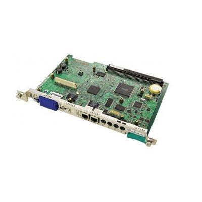TARJETA PANASONIC MPR LAN MAIL 2CH TDA100/200 A TDE-IPCMPR KX-TDE101XJ