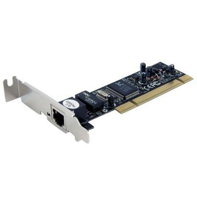TARJETA PCI   1 PUERTO PERFIL BAJO 10/100 RJ45  STARTECH ST100SLP