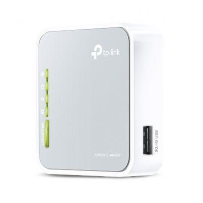 ROUTER INALAMBRICO TP-LINK PORTATIL 3G N150 TL-MR3020