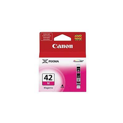 TANQUE TINTA CANON CLI-42 M MAGENTA 13ML P/PIXMA PRO-100 (6386B009AA)