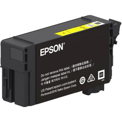 CARTUCHO EPSON T40W420 ULTRACHROME XD2 AMARILLO