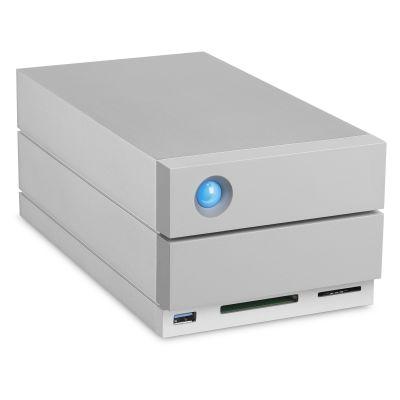 DISCO DURO EXTERNO LACIE ESCRITORIO USB 3.0 8TB 2BIG DOCK STGB8000400