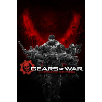 GEARS OF WAR ULTIMATE EDITION - XBOX ONE 4V5-00003