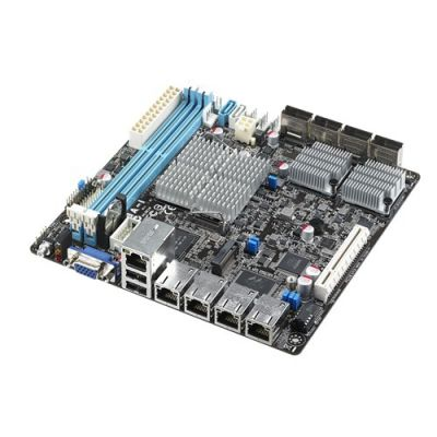 TARJETA MADRE ASUS P9A-I/C2750/SAS/4L 2DDR3 PCIe 8x CAJA