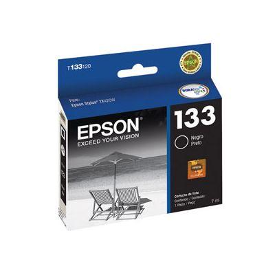 CARTUCHO EPSON T133120 NEGRO PARA TX320F/ TX235W / TX420W/TX320W