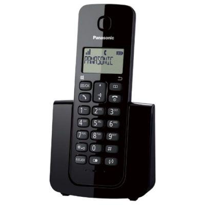 TELEFONO INALAMBRICO PANASONIC KX-TGB110MEB - DECT 6.0 - NEGRO