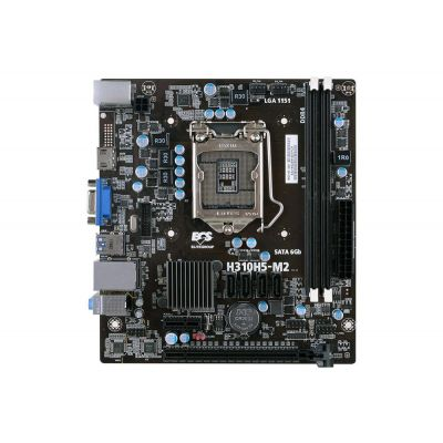 TARJETA MADRE ECS H310H5-M2 2DDR4 PCIE GIGALAN HDMI VGA SOC 1151