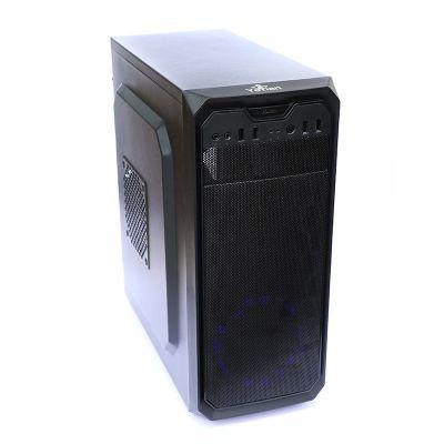 GABINETE GAMER YEYIAN STAHL 900 ATX SIN FUENTE NEGRO YNH-SL900