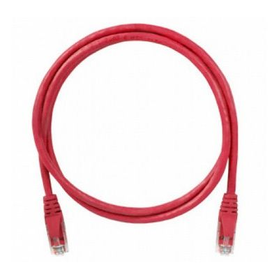 CABLE PATCH CONDUNET CATEGORIA 6 COLOR ROJO 1.5 METROS 8699861RPC