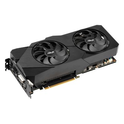 TARJETA DE VIDEO ASUS DUAL GEFORCE RTX 2060 SUPER EVO GAMING 8GB