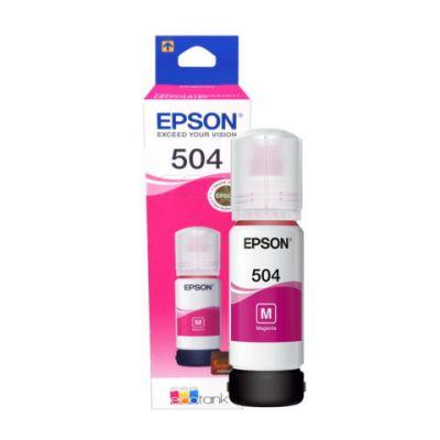 BOTELLA TINTA EPSON T504320 P/L4150/L4160 MAGENTA