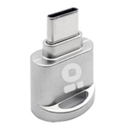 LECTOR USB BROBOTIX USB TIPO C/MICROSD 1 PUERTO 180430