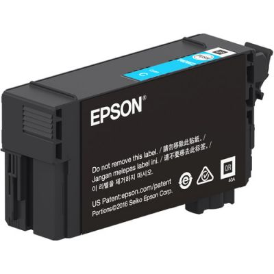 CARTUCHO EPSON T40W220 ULTRACHROME XD2 CYAN