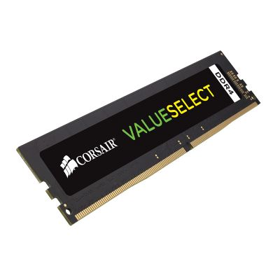 MEMORIA RAM CORSAIR 4GB DDR4 2666MHZ 1.2V CL18 DIMM CMV4GX4M1A2666C18