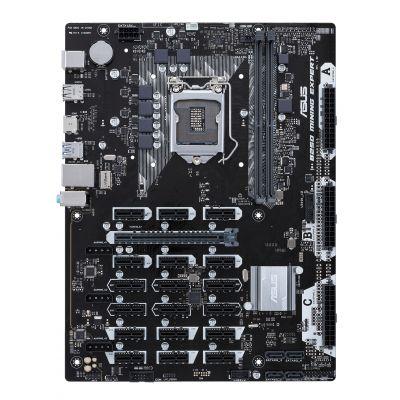 TARJETA MADRE ASUS B250 MINING EXPERT 1151 DDR4 HDMI