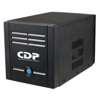 REGULADOR CDP R-AVR3008 P/ELECTRODOMESTICOS 3000VA/1500W 8 CONTACTOS