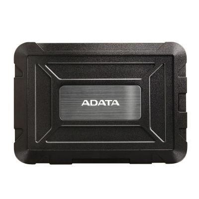 """GABINETE PARA DISCO DURO ADATA ED600 2.5"""" NEGRO SATA AED600-U31-CBK"""