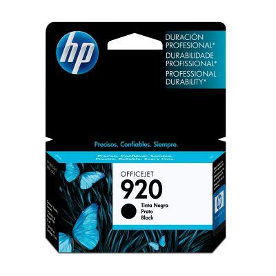 CARTUCHO HP 920 NEGRO PARA OFFICEJET 6000/6500 (CD971AL)