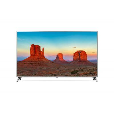 "PANTALLA SMART TV 75"" 4K UHD WIFI NEGRO LG 75UK6570PUA"