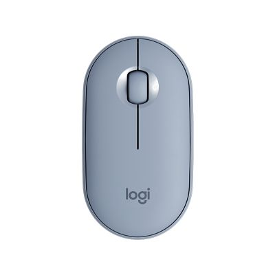 MOUSE INALAMBRICO LOGITECH M350 USB/BLUETOOTH AZUL (910-005773)
