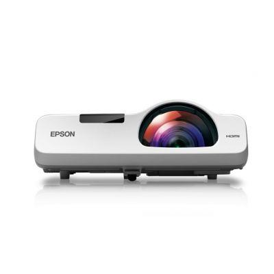 PROYECTOR EPSON 530 3200 LUM, 3LCD, XGA 1024x768, HDMI T CORTO V11H673