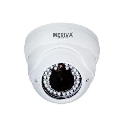 CAMARA DOMO CCD MERIVA 650TVL 2.8-12MM 30MTS IR MVA-308H