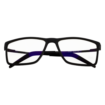 LENTES PARA PC GAME FACTOR GG400 ANTI BLUE LIGHT CON ESTUCHE NEGRO
