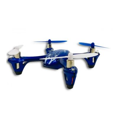 DRONE HUBSAN H107 QUADCOPTER 360ø LED's 2.4GHZ 30mts 90 DIAS GTIA