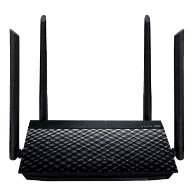 ROUTER ASUS WIRELESS RT-N19 N 600 10/100 600MBP