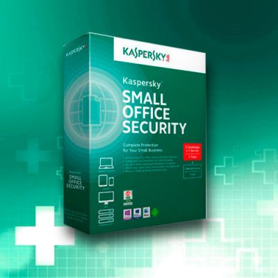 ANTIVIRUS KASPERSKY SMAL OFFICE SECURITY BUSINES 1FS 5USR 1YR TMKS-175