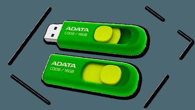 Almacenamiento MEMORIAS USB